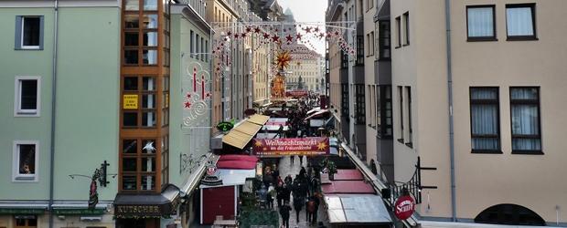 Weihnachtsmarkt An Der Frauenkirche Münzgasse