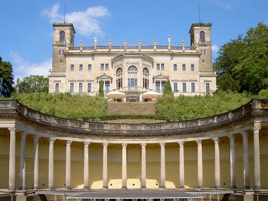 Schloss Albrechtsberg Dresden